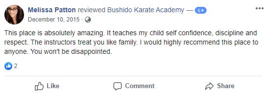 Kids 2, Bushido Academy
