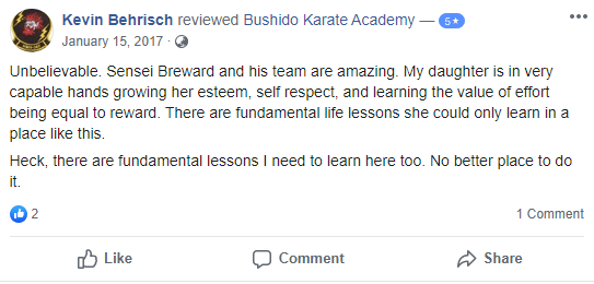 Teen 4, Bushido Academy