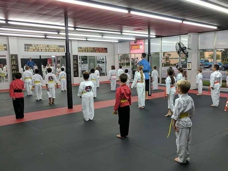 Kidsmabushido6, Bushido Academy