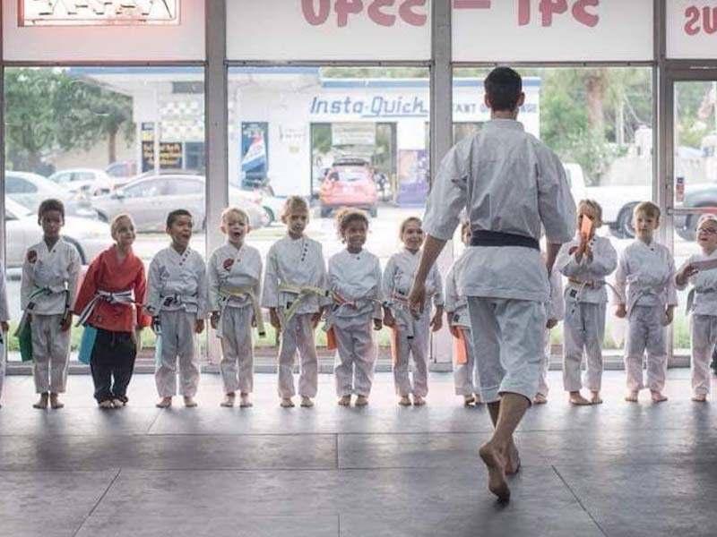 Preschoolmabushido4, Bushido Academy
